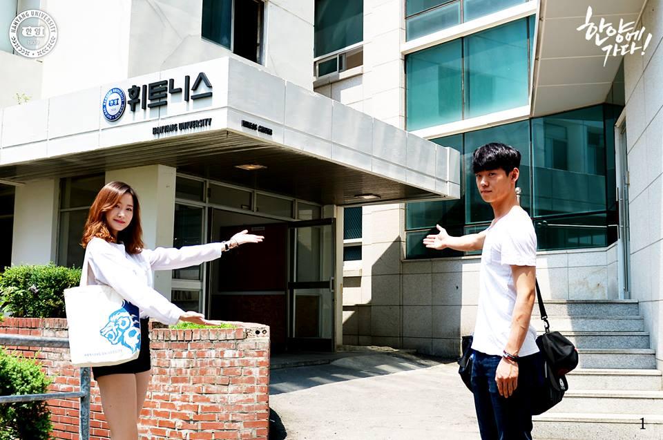 Hồ sơ đi du học Hàn Quốc mới nhất