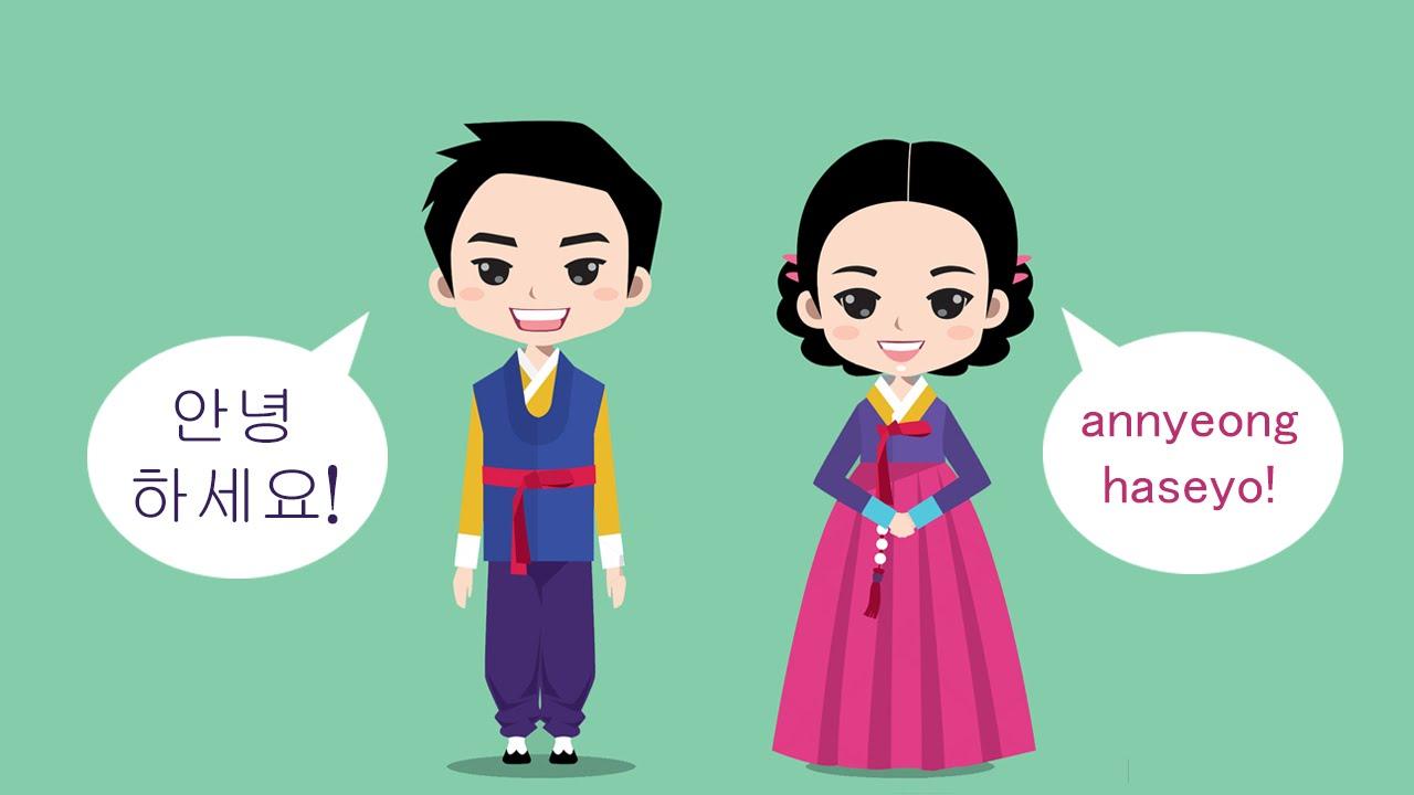 Tự học tiếng Hàn tại nhà dễ như ăn kẹo