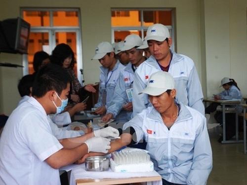 Bị bệnh viêm gan B có đi xuất khẩu lao động Hàn Quốc được không?