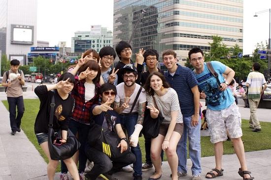 Du học Hàn Quốc ngắn hạn năm 2018