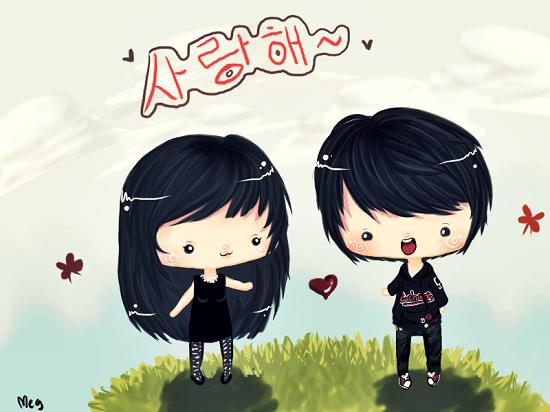 Những câu chúc mừng bạn gái ngày 8/3 bằng tiếng Hàn đáng yêu