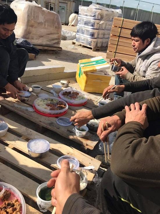Thực tế cuộc sống của lao động Việt Nam tại Hàn Quốc