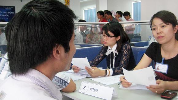 Thủ tục tham gia đi xuất khẩu lao động Hàn Quốc theo chương trình EPS năm 2017