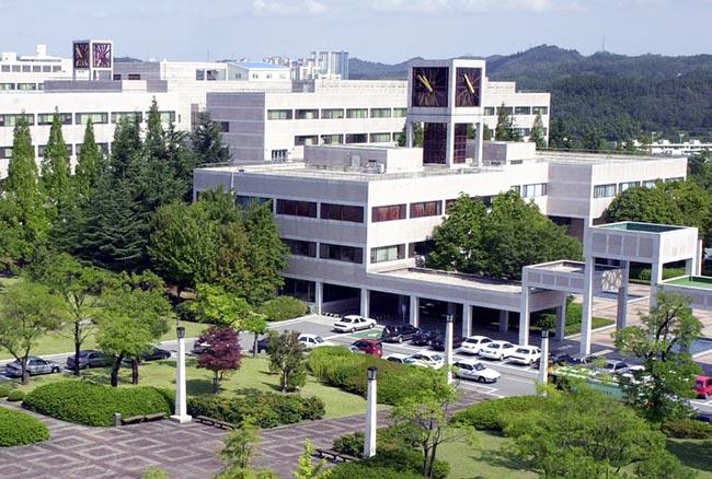 Thông tin về Đại học Khoa học và Công nghệ Pohang - Postech