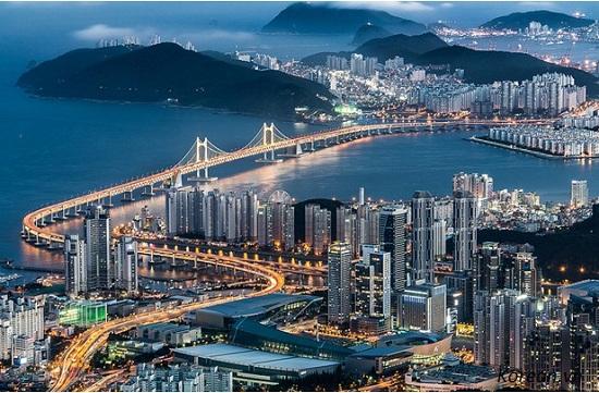 Khám phá vẻ đẹp đất nước Hàn Quốc