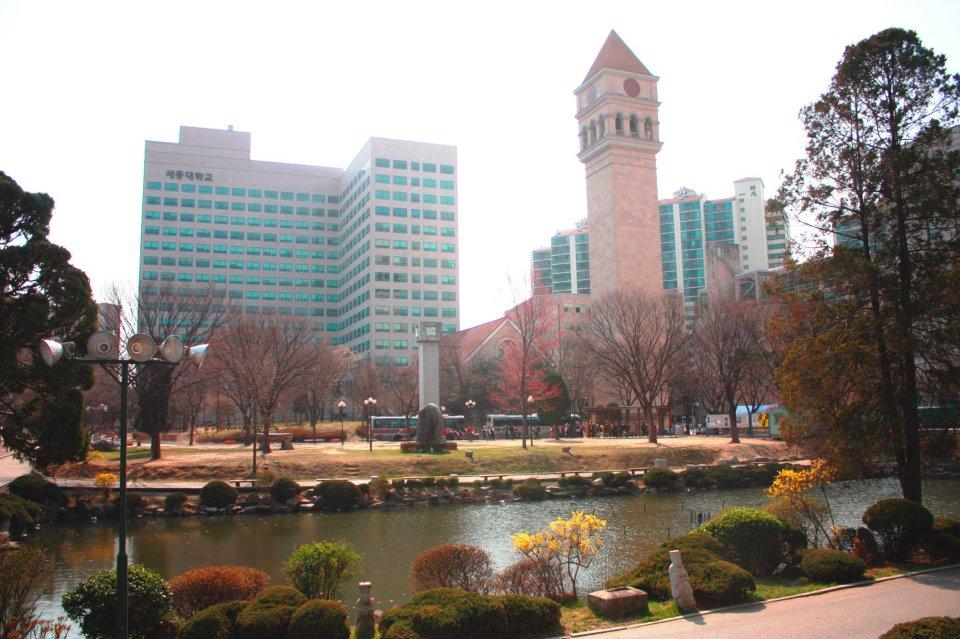 Đại học Sejong ngôi trường đáng để học tập tại Hàn Quốc