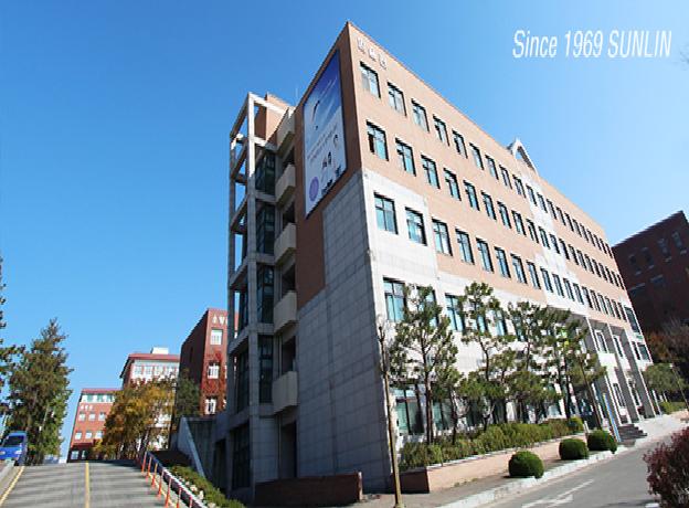 Tìm hiểu thông tin trường đại học Sunlin của Hàn Quốc