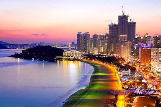 Chi phí khi sống tại thành phố Busan của Hàn Quốc