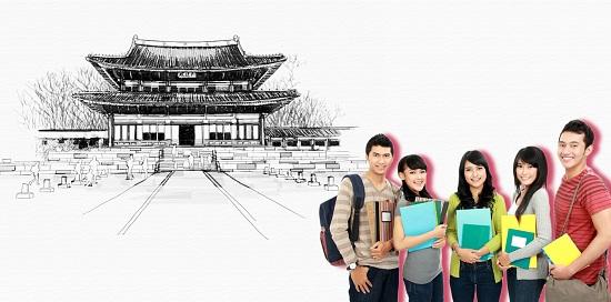 Thông báo tuyển du học sinh Hàn Quốc vừa học vừa làm năn 2017